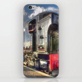 Steam Locomotive 1501 at Bewdley iPhone Skin