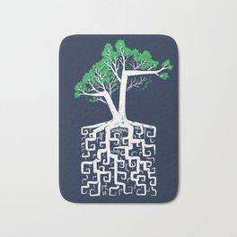 Square Root Bath Mat