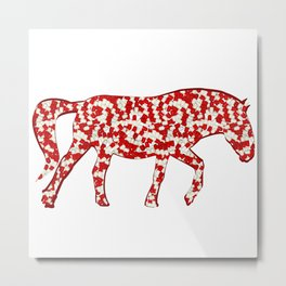 year of the horse: part 3 Metal Print