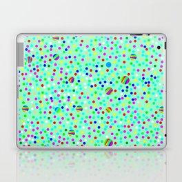 Colorful Rain 04 Laptop & iPad Skin