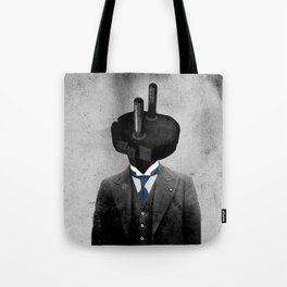 Sir Patrick Plug Tote Bag