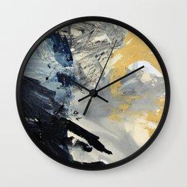 Storm Cloud Wall Clock