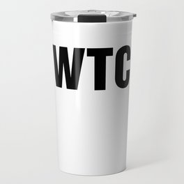 TXT SPK: *CWTCH* Travel Mug