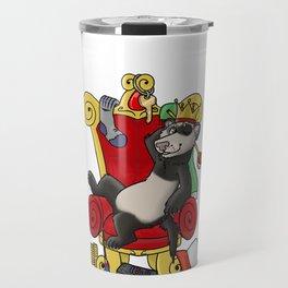 King of Thieves Travel Mug