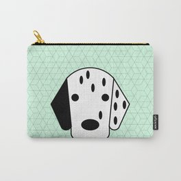 Pop Dog Dalmatian Carry-All Pouch