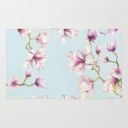 Delicate Magnolia Rug