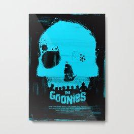The Goonies Metal Print