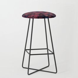 Imaginary Forest - Top View Bar Stool