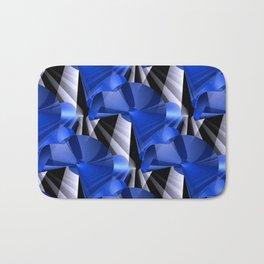 3D abstraction -03a- Bath Mat
