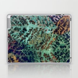 Colorful leaves Laptop & iPad Skin