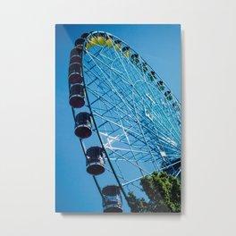 Texas Star, Texas State Fair, Ferris Wheel, Dallas Metal Print