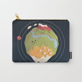 Low Poly Planet Carry-All Pouch