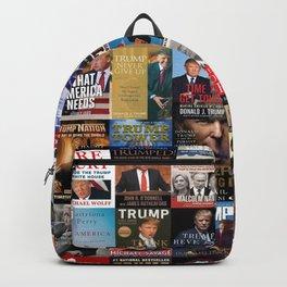 Donald Trump Books Backpack