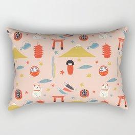 Akimatsuri Rectangular Pillow