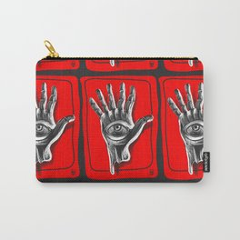 Hand six fingers Carry-All Pouch
