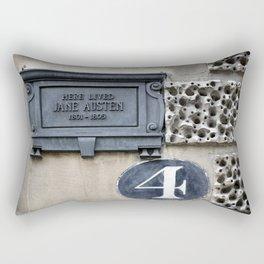Following Jane Rectangular Pillow