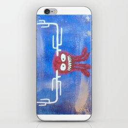 Wired Walter iPhone Skin