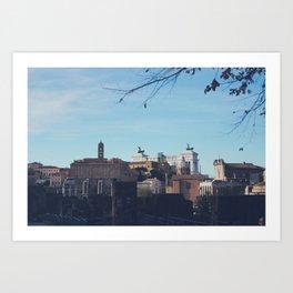 Roma Antica (25) Art Print