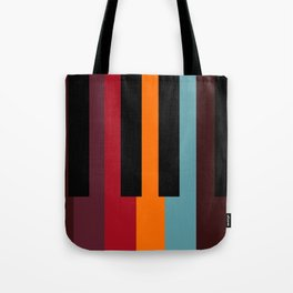 keys to happiness Tote Bag