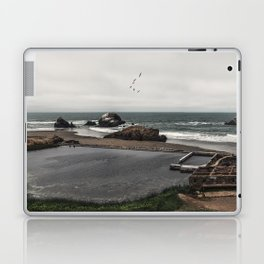 Sutro Baths Ruins Laptop & iPad Skin