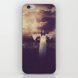 Conjuring iPhone Skin