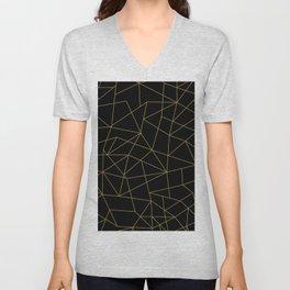 Geometric Pattern XI Unisex V-Neck