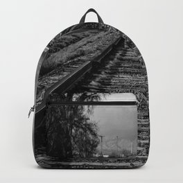 Wrong Side of the Tracks Backpack