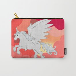 Alicorn at Sunset Carry-All Pouch