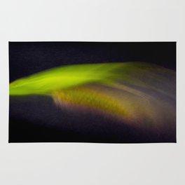 Abstract Bristle Grass-Fleur Blur Series Rug