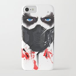 Bucky Barnes iPhone Case