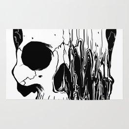 Skull #5 (Distortion) Rug