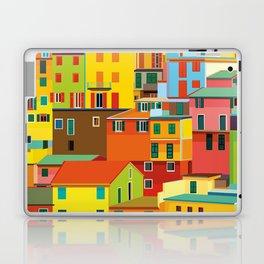 Manarola, Cinque Terre, Italy Laptop & iPad Skin