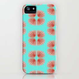 Shell Tie Dye iPhone Case