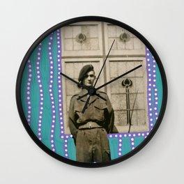 Window Portal Wall Clock