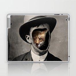 Gentleman Fox Laptop & iPad Skin