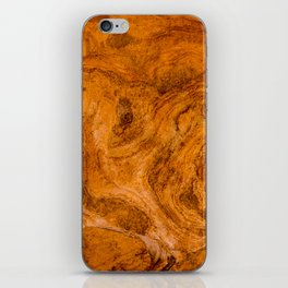 Natural Stone Art-The Cistern, Gold Butte, NV iPhone Skin
