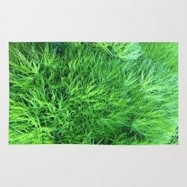 Dianthus Green Trick Rug
