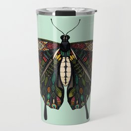 swallowtail butterfly mint Travel Mug