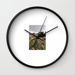 Little bee Wall Clock