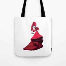 Lady PawPaw Tote Bag