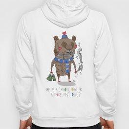 Catholic Bear or a Protestant Bear? Hoody