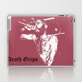 Death Grips Laptop & iPad Skin