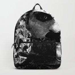 CHARLIE CHAPLIN (BLACK & WHITE VERSION) Backpack