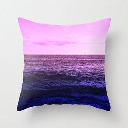 Bi Pride Throw Pillow
