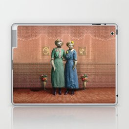 The Sloth Sisters at Home Laptop & iPad Skin