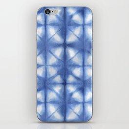 Shibori Itajime iPhone Skin