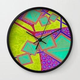 Kite Running Wall Clock