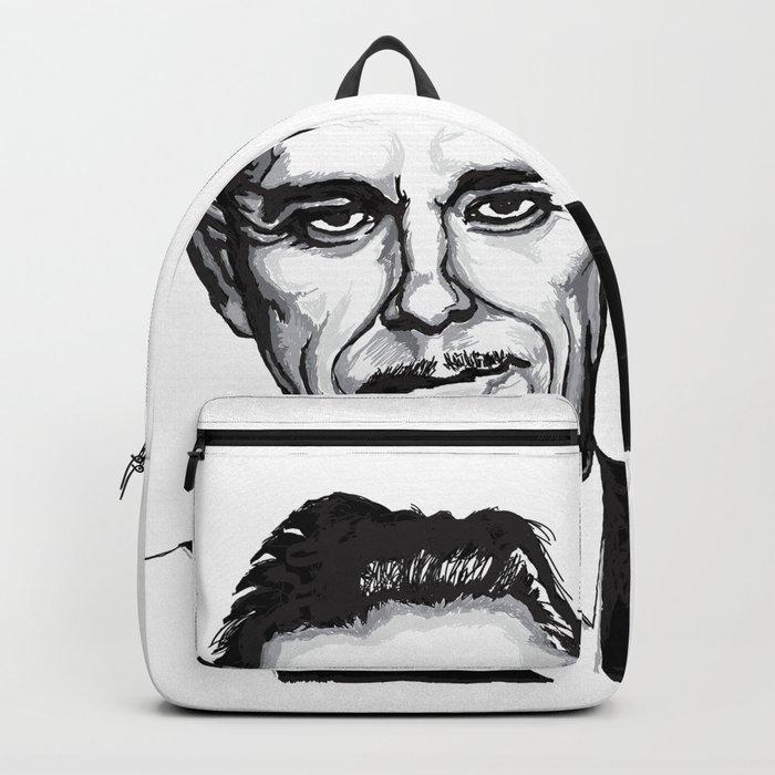 John Dillinger Mug Shot Backpack