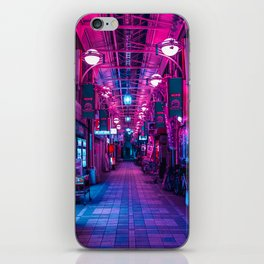 Entrance to the next Dimension iPhone Skin