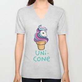 Unicone Unisex V-Neck